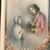 1952 French Children's Missal with Carrying Case - The Vintage Catholic