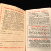 1917 WWI Catholic Prayer Book & 1942 WWII My Military Missal Set