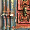 Church Doors of Quito Sculptures, Set of Three
