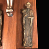 Crucifix with Mary & Joseph Last Rites Set