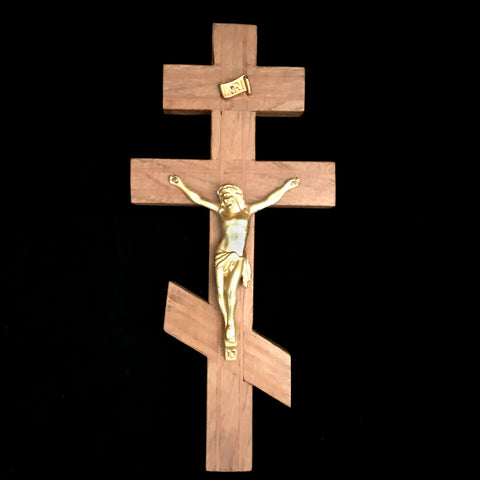 Vintage Eastern Crucifix - The Vintage Catholic