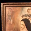 Antique Saint Rita Print