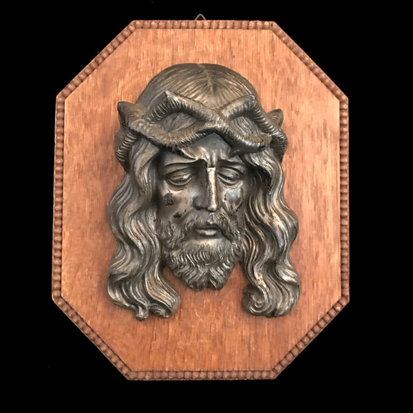 Head of Christ  Wall Plaque
