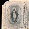 Virgin Mary Miraculous Medal Scapular