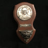 Blessed John Vianney Holy Water Font - The Vintage Catholic