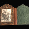 Antique Pocket Stations of the Cross