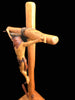 Hand Carved Home Altar Crucifix