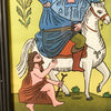 Saint Martin of Tours Reverse Painting