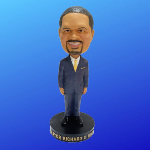 Mayor Irvin Bobblehead