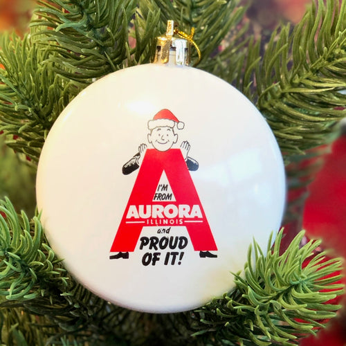 Andy Aurora Ornament