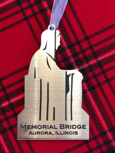 Memorial Bridge Ornament