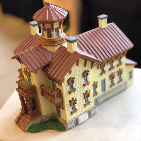Tanner House Ceramic Miniature