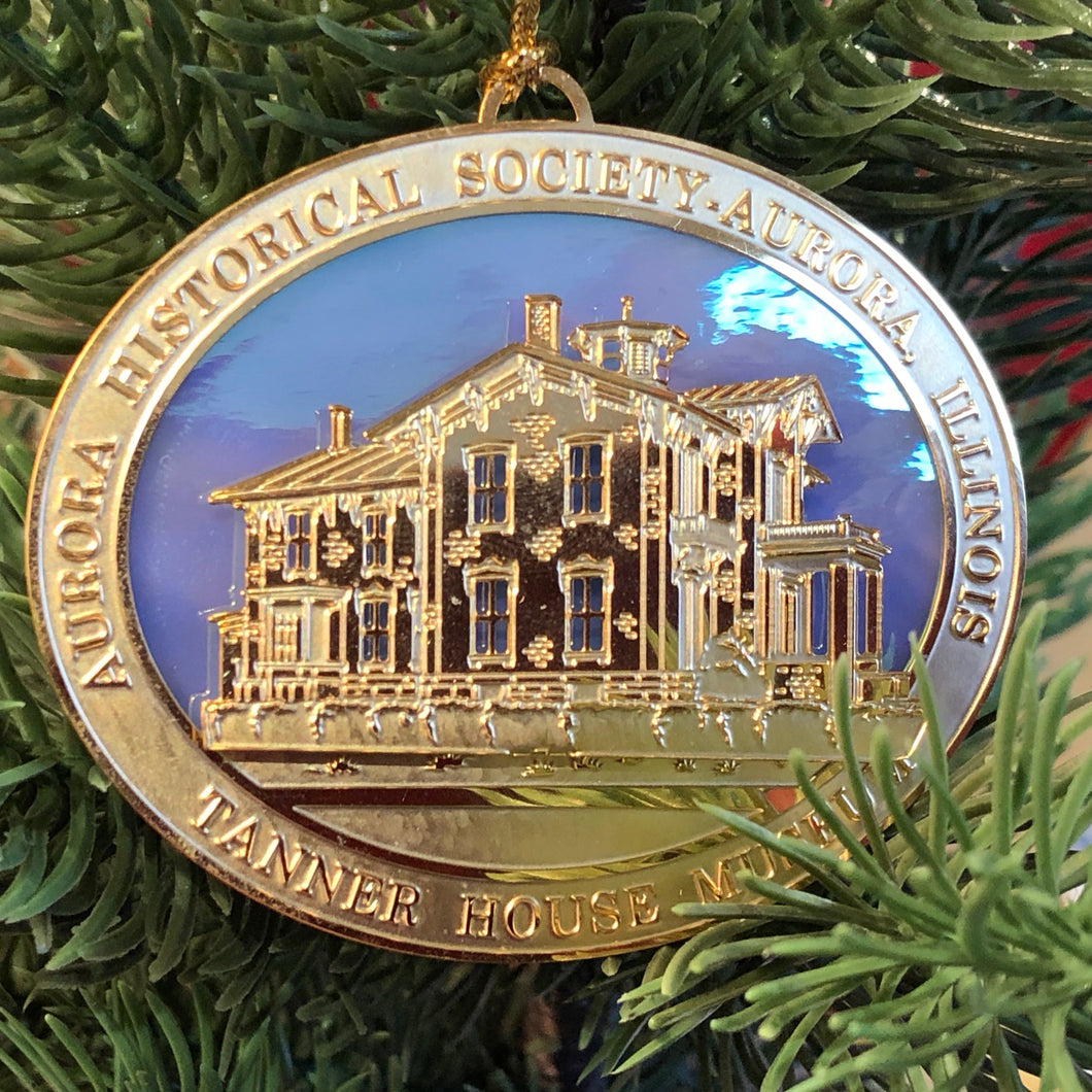 Tanner House Ornament