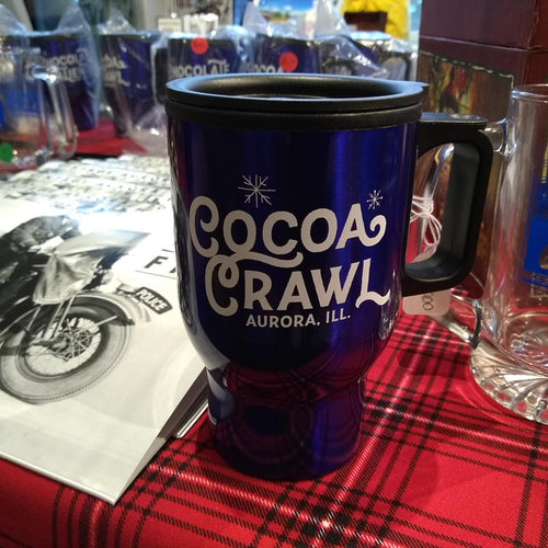 Cocoa Crawl Travel Mug