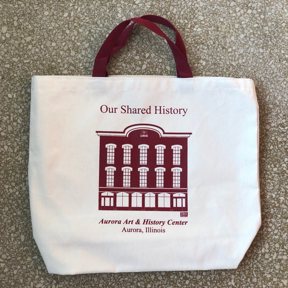 Our Shared History Tote