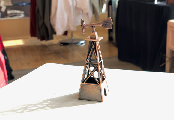 Die Cast Windmill Pencil Sharpener