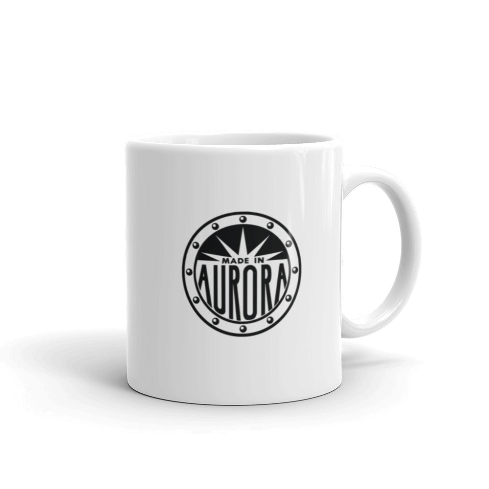 Made In Aurora Mug - Web Store Exclusive