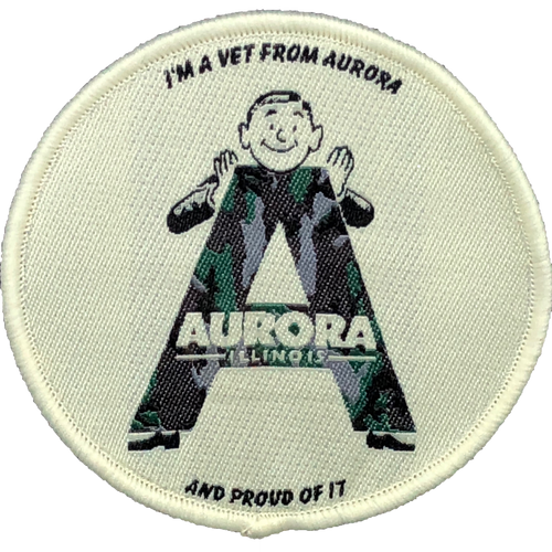 Andy Aurora Veterans Patch
