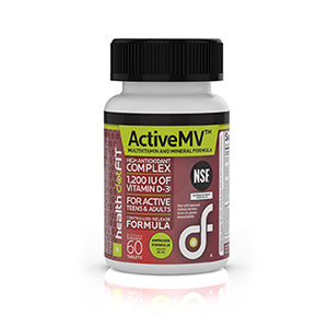 Active MV - Multivitamin & Mineral Formula and Vitamin D