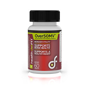 Over 50 MV - Multivitamin & Mineral Formula
