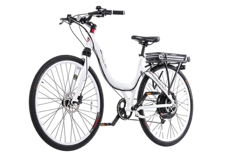 Prodecotech Stride Monoshock 400 Step-Through Hybrid eBike
