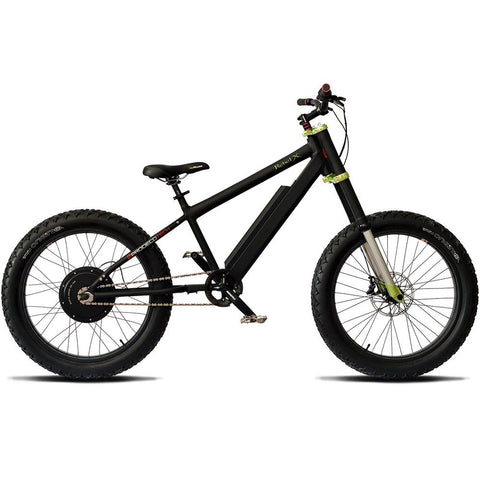 Rebel X Suspension Fat Tire Electric Bike