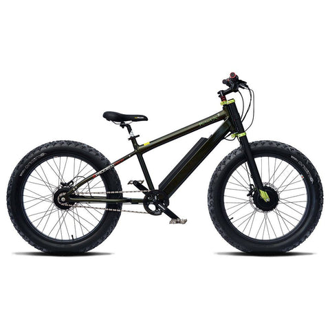 Rebel X 9 Fat Tire Electric Bike