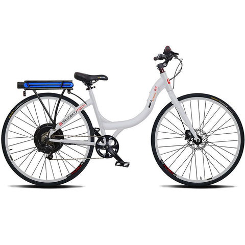 Prodecotech Stride 400 Step-Through Hybrid eBike