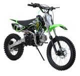 125cc Monster Petrol Bike - Electric Start