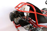 50 cc  Petrol Kids  Go Karts- Low noise engine