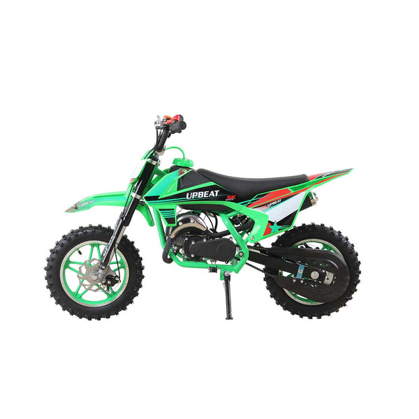 49cc Upbeat Kids Dirt Bike Green
