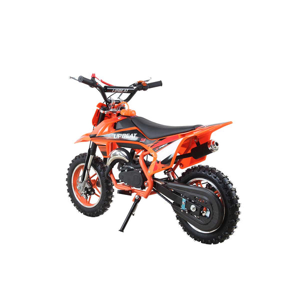 49cc Upbeat Kids Dirt Bike Orange