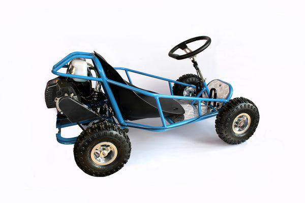 50cc Swift 2 stroke low noise Petrol Go-Kart for Kids