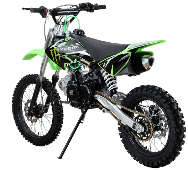 70cc Monster Petrol Bike - Electric Start