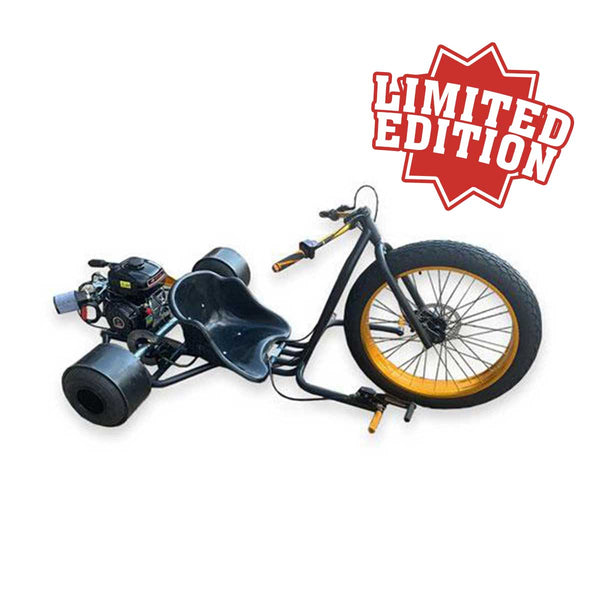 200cc Petrol Sport Drift Trike - Limited edition
