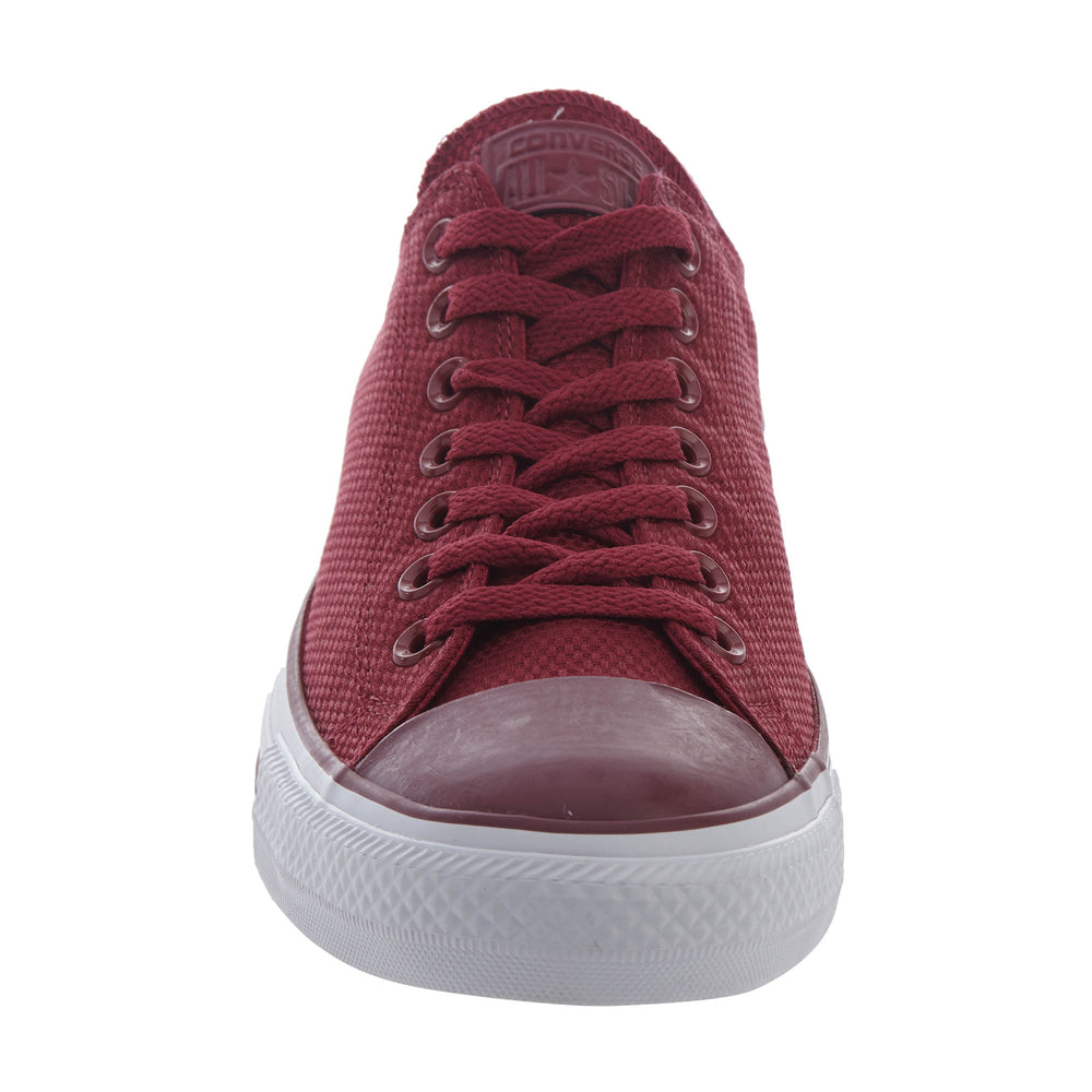 Converse Chuck Tailor All Star Ox Unisex Style   155420f-RHUBARB WHITE BROWN 7515ead59