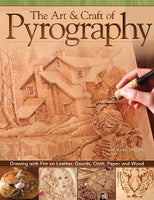 The Art & Craft of Pyrography