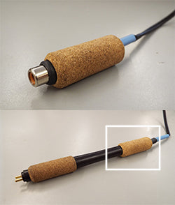 Cork Connector Protector Package