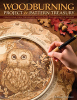 Woodburning: Project & Pattern Treasury