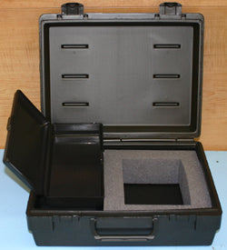 Plastic Carrying Case with Tip Storage Box