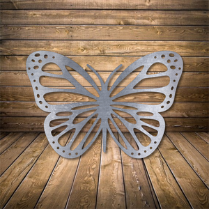 Garden Butterfly - Svg and Dxf