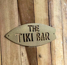 Load image into Gallery viewer, Tiki Bar Surfboard