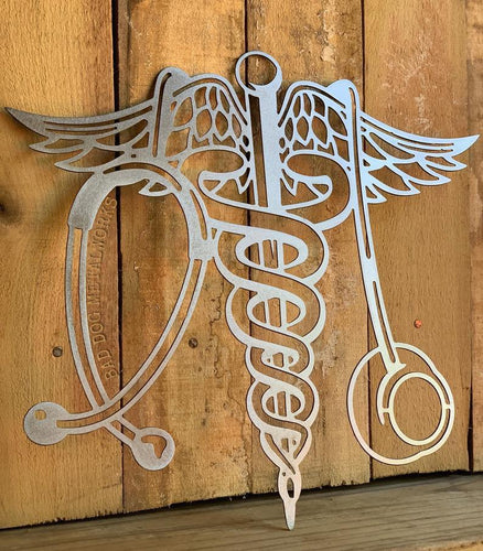 Medical Caduceus - First Responder Essential Worker Gifts