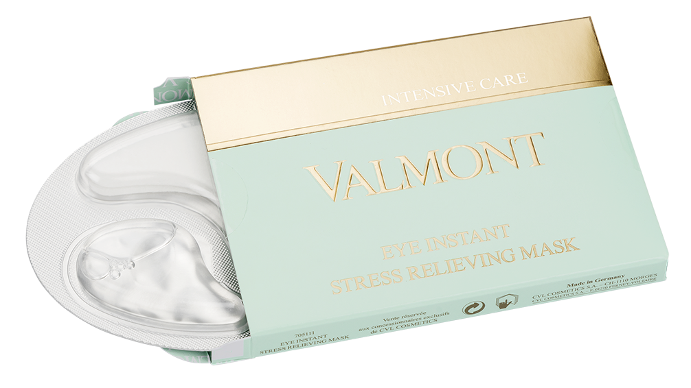 Valmont Eye Instant Stress Relieving Mask - KarinaNYC Skin and Lash Clinics