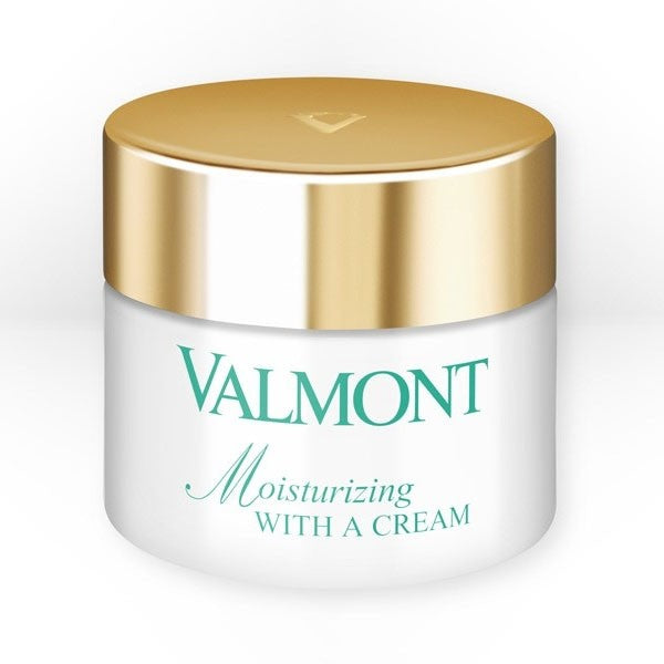 Valmont Moisturizing with a Cream - KarinaNYC Skin and Lash Clinics