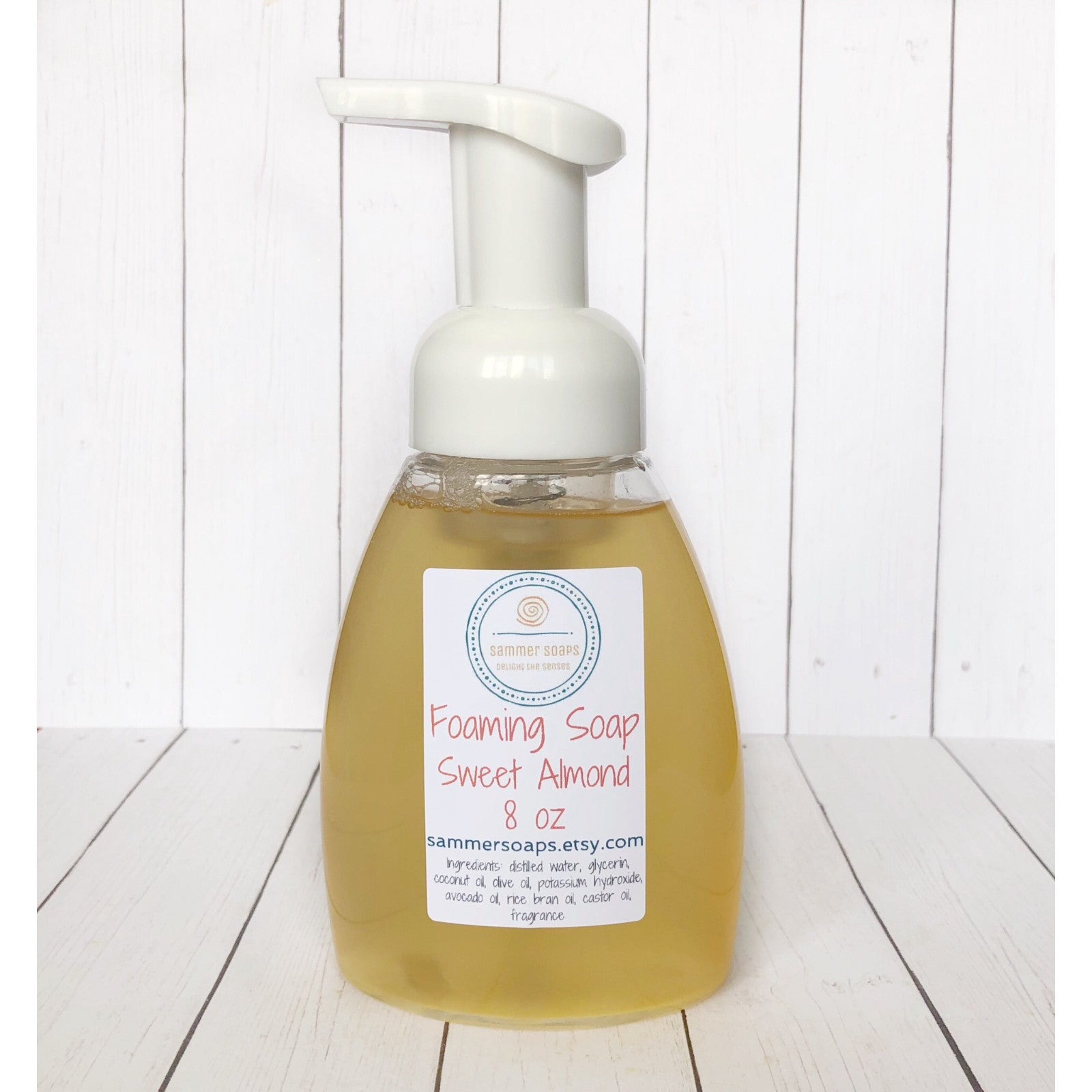 Foaming Hand Soap - All Natural Foaming Hand Soap - Citrus Grove, Honey Almond, Lemon Drop, Vanilla Butter Foaming Hand Soap - Foaming Hand Soap for Bathroom or Kitchen Sink - Nohprec Experience