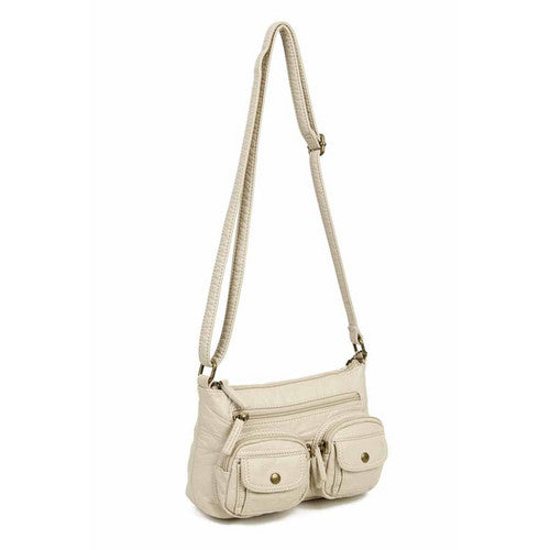The Bethany Crossbody - Taupe | bags | wallet | totebags | crossbody | handbags | backpacks | gifts | accessories - Nohprec Experience