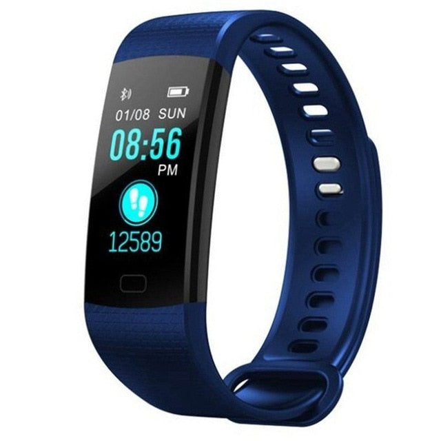 Sports Fitness Activity Heart Rate Tracker Smart Watch - Nohprec Experience