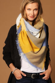 The Alice Blanket Scarf-Scarves-Style Trolley