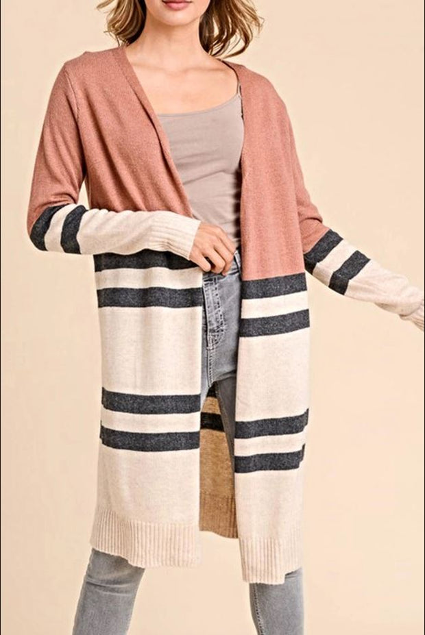 The Amalia Cardigan-Sweater-Style Trolley